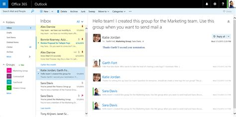 Office 365's Outlook web interface spruces up with new