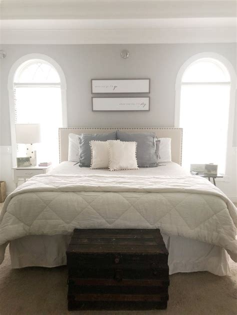 Wall color: Sherwin-Williams Light French Gray | Light