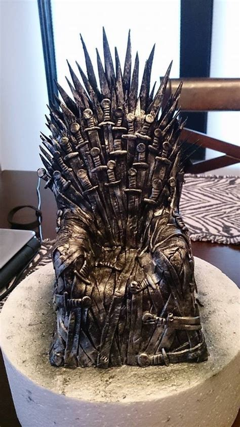 Game Of Thrones Cake Topper - CakeCentral