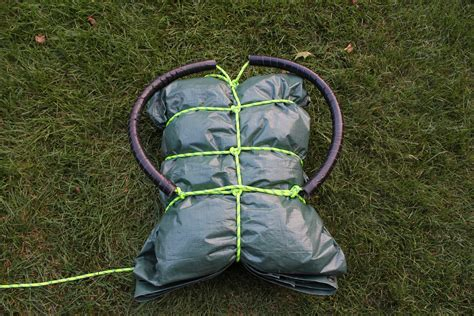 How to Build a Yukon Portage Pack | Portage pack