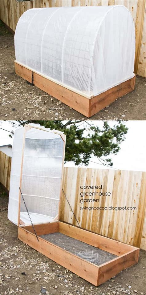 42 Best DIY Greenhouses ( with Great Tutorials and Plans