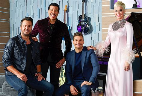 'American Idol' Judges Perry, Bryan, Richie Returning for